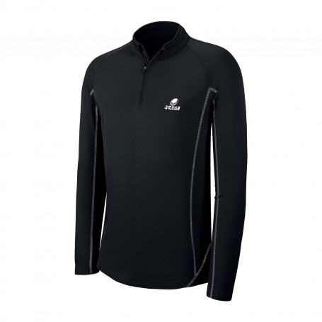 Sweat zip WELLINGTON Noir