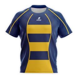 Maillot rugby HEAVY Highlander JICEGA