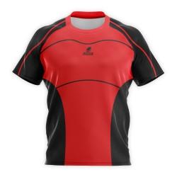 Maillot rugby HEAVY Lyonnais JICEGA