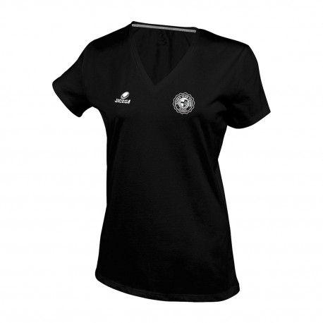 Tee-shirt Femme col V RC THANN