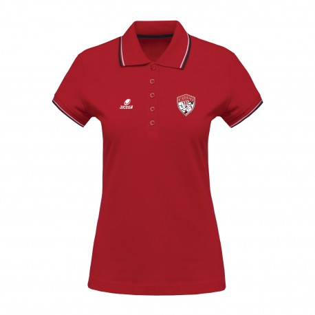 Polo BECKS Femme COPO RUGBY