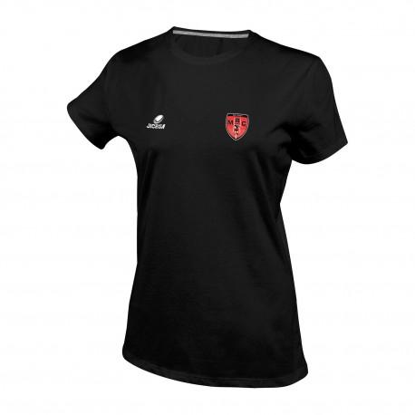 Tee-shirt ALBURY Femme MEYTHET RUGBY CLUB