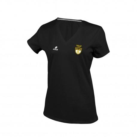 Tee-shirt Femme col V RC MULHOUSE