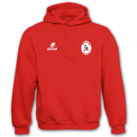 Sweat capuche MELESSE RUGBY
