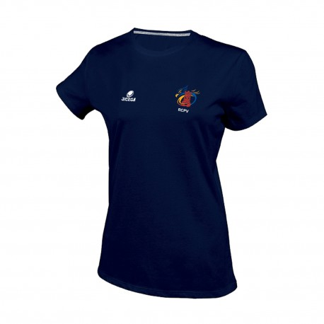 Tee-shirt Femme RUGBY CLUB PUGET VILLE