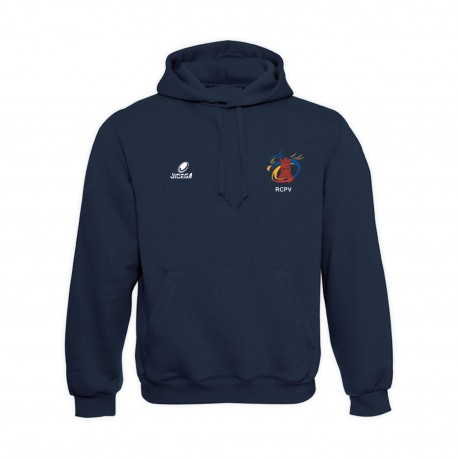 Sweat capuche RUGBY CLUB PUGET VILLE
